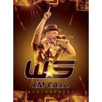 Wesley Safadão Em Casa Dvd + Cd Sertanejo