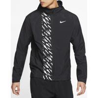 Jaqueta Corta - Vento Nike Essential Running Cj5364-010 Cj5364010