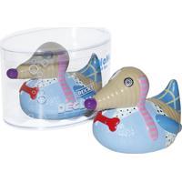 Pato De Banho Cachorro Deglingos Bege - Kanui
