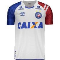 Camisa Umbro Bahia Oficial I 2017 Masculina - Masculino