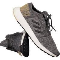 Tênis Adidas Pureboost Go Cinza Mescla