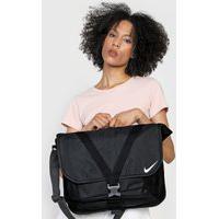 Bolsa Nike Sportswear Nsw Essentials Messenger Preta