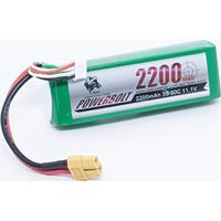 Bateria De Lipo 2200Mah 11.1V 3S 30C Aeromodelos, Helicópteros, Drones E Automodelos