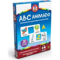 Jogo Educativo Abc Animado - Grow