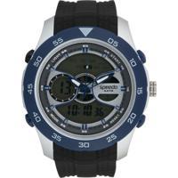 Relógio Speedo 81126G0Evnp1 Preto/Azul