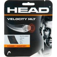 Corda Para Raquete Head Velocity Mlt - Preto