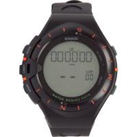 Relógio Speedo Performance 58010G0Evnp1 Preto