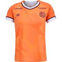 Camisa De Goleiro Do Bahia Iii 2020 Esquadrão - Feminina - Laranja