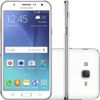 Smartphone Samsung Galaxy J7 - Branco - Dual-Chip - 16Gb - 4G - 13Mp - Tela 5.5""