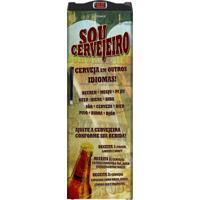 Cervejeira Expm 200L Porta Cega Preto Fosco Venax 220V