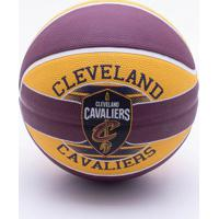 Bola Basquete Spalding Nba Cleveland Cavaliers Único