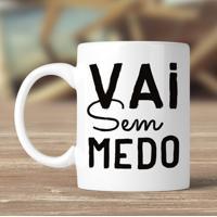 Caneca Vai