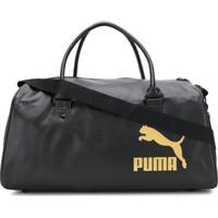 Puma Bolsa Originals Grip Retro - Preto