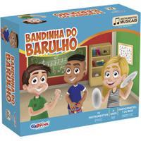 Brinquedo Educativo Bandinha Do Barulho