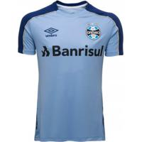 Camiseta Masculina Umbro Grêmio Treino 2019