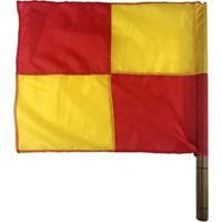 Par De Bandeiras Para Árbitro Auxiliar Ahead Sports Asb621 - Unissex