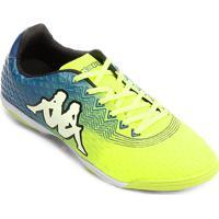 1b8f4a4bc2 Netshoes  Chuteira Futsal Kappa Reno - Unissex