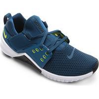Tênis Nike Free Metcon 2 Masculino - Masculino-Azul+Amarelo
