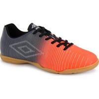 Chuteira Futsal Masculina Umbro Vibe - Coral