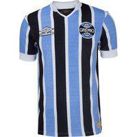 Camisa Do Grêmio Retrô Of.1 1981 Umbro - Masculina