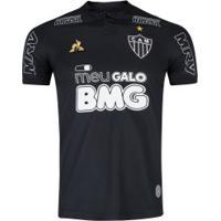Camisa Do Atlético-Mg Iii 2019 Le Coq Sportif - Masculina - Preto