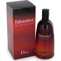 Fahrenheit De Christian Dior Eau De Toilette Masculino
