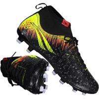 50d39a75c5 Netshoes  Chuteira Penalty S11 Locker Pro Ix Campo Masculina - Masculino