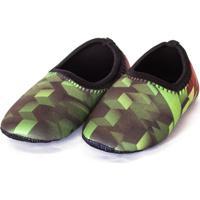 Sapato De Neoprene Infantil Fit Box Ufrog