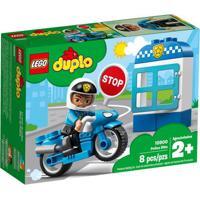 Lego Duplo - Moto Policial - 10900