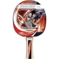 Raquete De Tênis De Mesa Top Team 600 Donic - Unissex