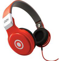 Headset Groove- Vermelho- 25X20X6Cm- P2- Newnewex