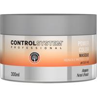 Control System Power Color Masque - Máscara Hidratante 300Ml - Unissex-Incolor