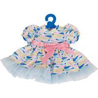 Acessórios De Boneca - Baby Alive - Vestido Com Tule - Cotiplás - Feminino-Incolor