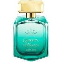 Perfume Antonio Banderas Queen Of Seduction Absolute Feminino Eau De Toilette 80Ml