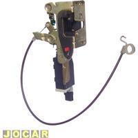 Fechadura Da Porta - Gol/Parati 1998 Até 1999 - Traseira - Com Trava Elétrica - Lado Do Motorista - Cada (Unidade)
