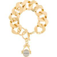 Givenchy Pulseira De Corrente - Dourado