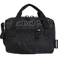 Bolsa Adidas Duffle - Unissex-Preto+Branco