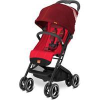 Carrinho De Bebê Qbit+ Vermelho - Gb