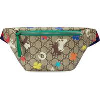 Gucci Kids Gg Ranch Belt Bag - Neutro