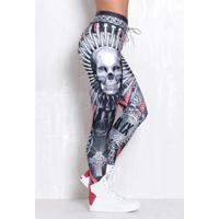 Legging Elastic Black Guardian Feminina - Feminino