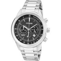 Relógio Citizen Tz30973T 46Mm Aço Inoxidável - Masculino