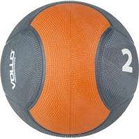 Bola Medicine Ball - Vollo - Unissex