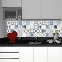 Adesivo Azulejos Portugueses 10