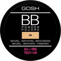 Pó Facial Gosh Copenhagen - Bb Powder Warm Beige - Feminino-Incolor