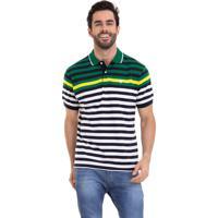Camiseta Polo F.T Ii U.S. Polo Assn. Verde