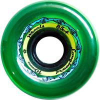 Jogo De Rodas Stand Jelly 70Mm Verde