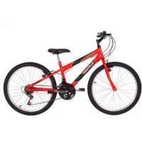 Bicicleta Aro 24 Status Lenda - Unissex