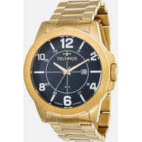 Relógio Masculino Technos 2115Mgs/4P Analógico 5Atm