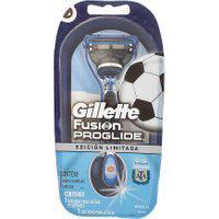 Aparelho De Barbear Gillette Fusion Proglide Argentina Edição Limitada Com 1 Unidade