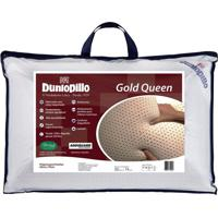 Travesseiro Copespuma Dunlopillo Queen Gold Látex 50X70 Cm